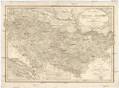 Generalcharte von Servien und Bosnien
