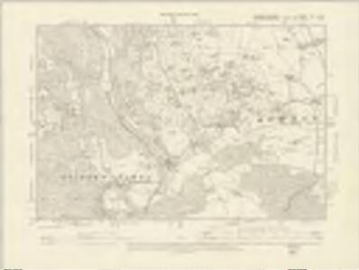 Monmouthshire XXI.SW - OS Six-Inch Map