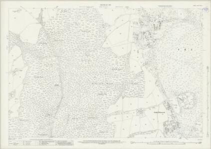Surrey XXXIII.11 (includes: Holmwood; Milton) - 25 Inch Map