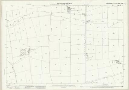 Lincolnshire XLV.15 (includes: Buslingthorpe; Middle Rasen; Toft Newton; West Rasen) - 25 Inch Map