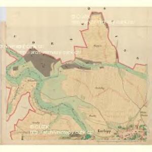 Kurlupp - m1274-1-002 - Kaiserpflichtexemplar der Landkarten des stabilen Katasters