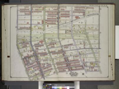 Brooklyn, Vol. 2, Double Page Plate No. 18; Part of Ward 30, Section 18; [Map bounded by 60th St., 8th Ave., 74th St.; Including Ridge Blvd., 2nd Ave.] / by and under the direction of Hugo Ullitz.