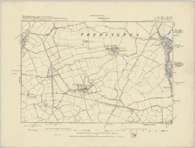 Worcestershire LI.SE - OS Six-Inch Map