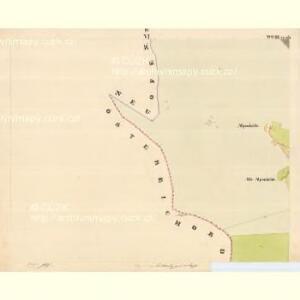 Glöckelberg - c9317-3-006 - Kaiserpflichtexemplar der Landkarten des stabilen Katasters