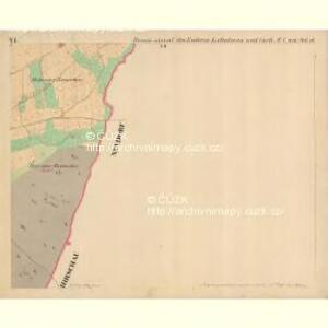 Donau - c1755-1-006 - Kaiserpflichtexemplar der Landkarten des stabilen Katasters