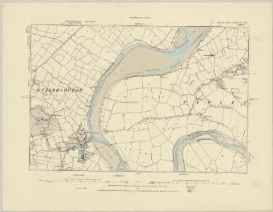 Somerset XXXVII.NE - OS Six-Inch Map