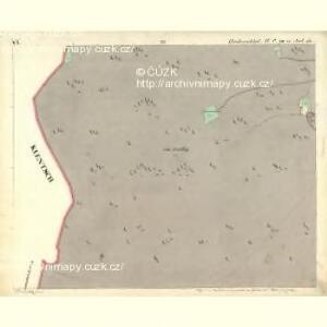 Chodenschloss - c7957-1-006 - Kaiserpflichtexemplar der Landkarten des stabilen Katasters