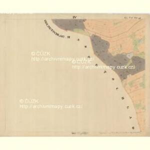 Deutsch Reichenau - c6659-2-004 - Kaiserpflichtexemplar der Landkarten des stabilen Katasters