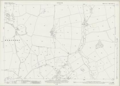 Essex (New Series 1913-) n XXXIV.13 (includes: Barnston; Felsted; Great Waltham) - 25 Inch Map
