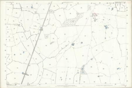 Shropshire XIV.12 (includes: Prees; Wem Rural) - 25 Inch Map