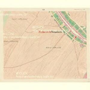 Neudorf (Nowawes) - m1863-1-005 - Kaiserpflichtexemplar der Landkarten des stabilen Katasters