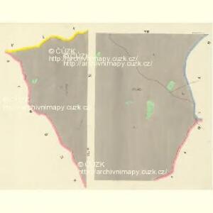 Brand - c4673-1-007 - Kaiserpflichtexemplar der Landkarten des stabilen Katasters