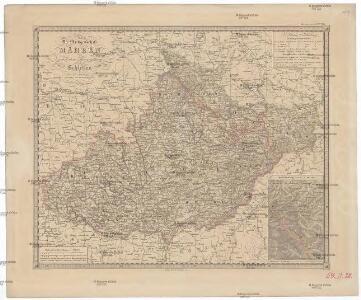 Die Markgrafschaft Mähren nebst dem Herzogthum Schlesien