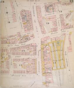 Insurance Plan of London North District Vol. E: sheet 6