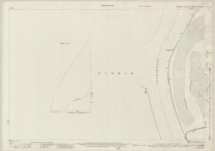 Yorkshire VIA.16 (inset VIA.12) (includes: Billingham; Greatham; Redcar; Seaton) - 25 Inch Map