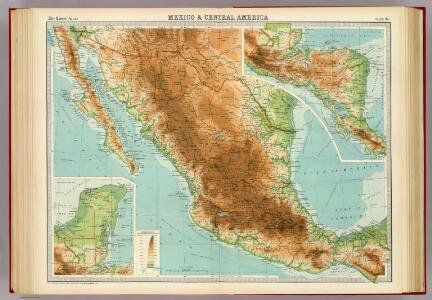 Mexico & Central America.