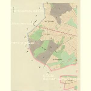 Brzezy - c0567-1-002 - Kaiserpflichtexemplar der Landkarten des stabilen Katasters