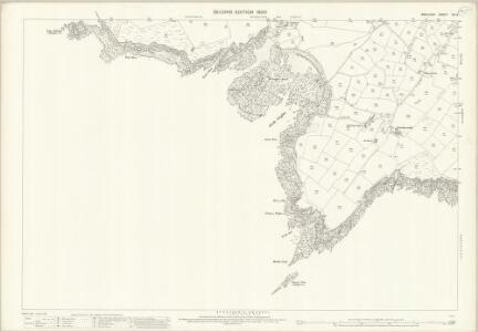 Anglesey XXI.6 (includes: Aberffro) - 25 Inch Map
