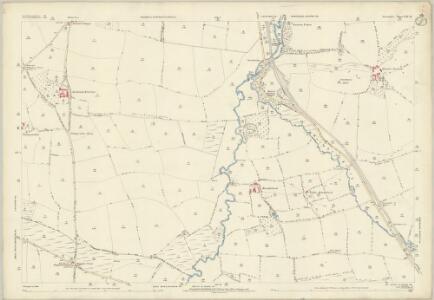 Devon LIV.6 (includes: Down St Mary; Lapford; Morchard Bishop; Zeal Monachorum) - 25 Inch Map