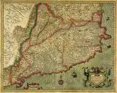 Cataloniæ principatus descriptio nova
