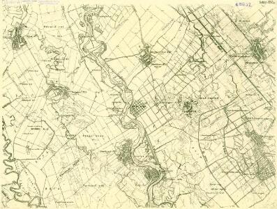 III. vojenské mapování 4760/3