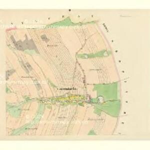 Langendörflas - c1151-1-003 - Kaiserpflichtexemplar der Landkarten des stabilen Katasters