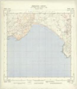 SH22 - OS 1:25,000 Provisional Series Map