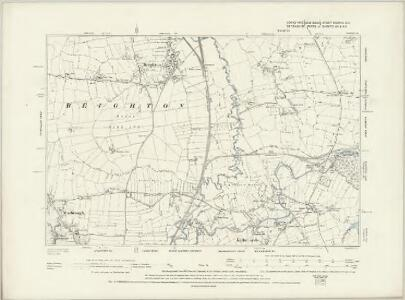 Yorkshire CCXCIX.NW - OS Six-Inch Map