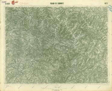 III. vojenské mapování 4873