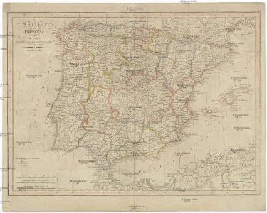 Spanien und Portugal