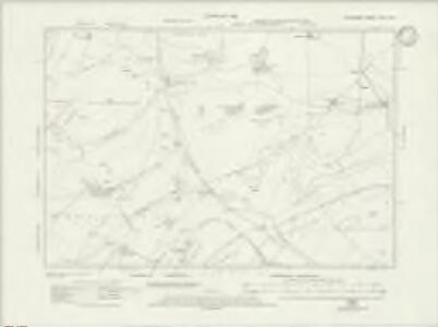 Wiltshire XLV.SW - OS Six-Inch Map