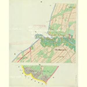 Ober Hennersdorf - c2060-1-002 - Kaiserpflichtexemplar der Landkarten des stabilen Katasters
