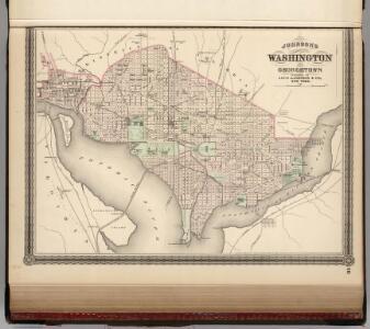Washington (D.C.) and Georgetown.