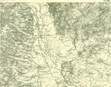 III. vojenské mapování 4058/3