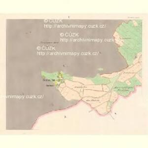 Bernstein - c6645-1-004 - Kaiserpflichtexemplar der Landkarten des stabilen Katasters