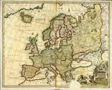 Nova Europæ tabula