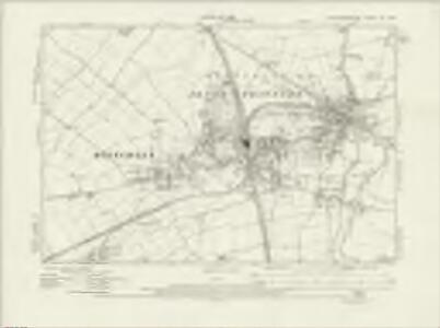 Buckinghamshire XV.SW - OS Six-Inch Map