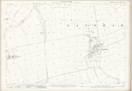 Yorkshire CCVII.8 (includes: Ellerton; Foggathorpe) - 25 Inch Map