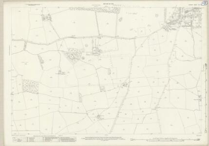 Durham XLIII.8 (includes: Bradbury; Mordon; Sedgefield) - 25 Inch Map