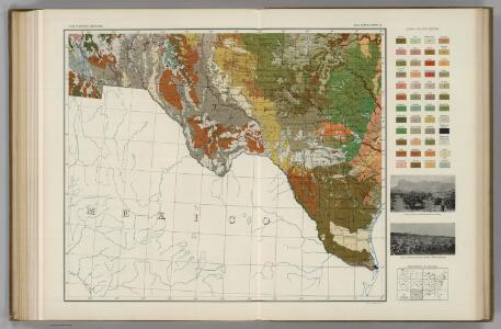 Soil Map of the United States, Section 11.  Atlas of American Agriculture.