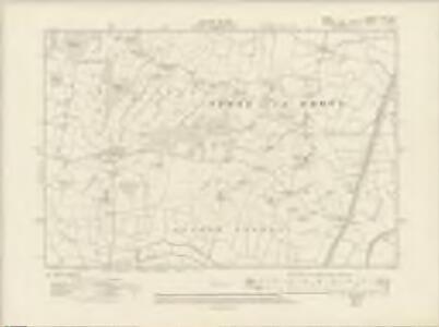 Kent LXXX.SW - OS Six-Inch Map