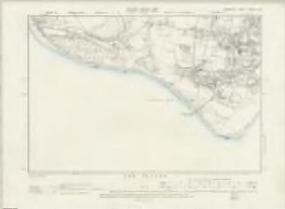 Hampshire & Isle of Wight LXXXIII.SW - OS Six-Inch Map