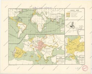 Objevy zemí na hranici středního a nového věku