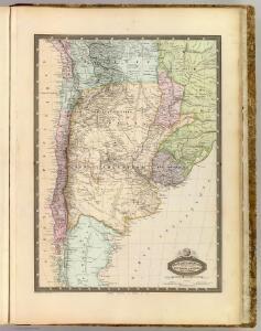 Repub. Argentine, Uruguay, Chili, Paraguay.