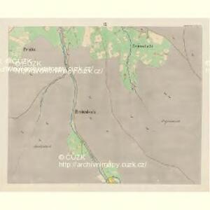 Breitenbach - c6050-2-008 - Kaiserpflichtexemplar der Landkarten des stabilen Katasters
