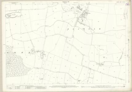 Durham XLVIII.13 (includes: Gainford; Headlam; Killerby; Langton; Summerhouse) - 25 Inch Map