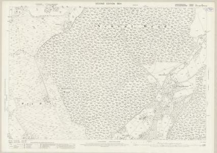Herefordshire LII.12 (includes: Aston Ingham; Longhope; Newent; Taynton) - 25 Inch Map