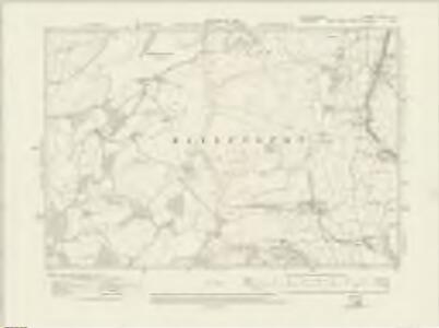 Westmorland XXXIX.SE - OS Six-Inch Map