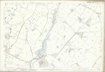 Shropshire IX.11 (includes: Mucklestone; Norton In Hales) - 25 Inch Map