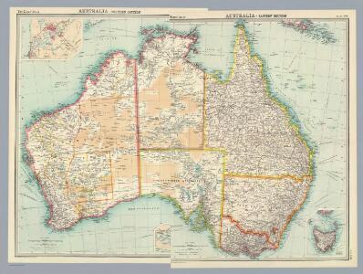 Composite: Australia.